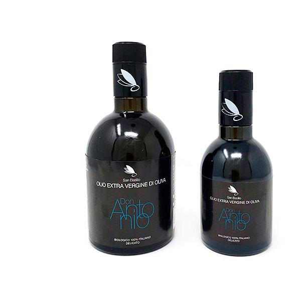 Set van twee flesjes olijfolie
