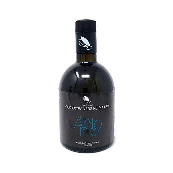 Biologische olijfolie in 250ml flesje