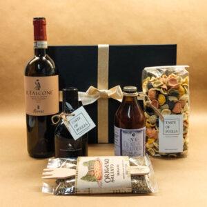 kerstpakket wijn uit puglia