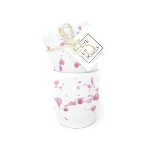 bekers roze Italie